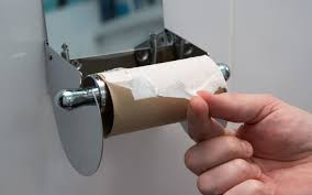 Image result for Run Out Loo Rolls
